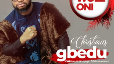 "Photo of Amb. Wole Oni Releases ""Christmas Gbedu"""
