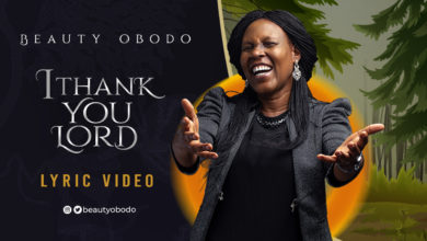 """Photo of Beauty Obodo Releases Captivating Lyric Video for """"I Thank You Lord"""""""
