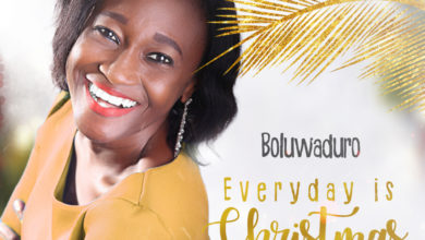 "Photo of Boluwaduro Drops New Song ""Everyday is Christmas"""
