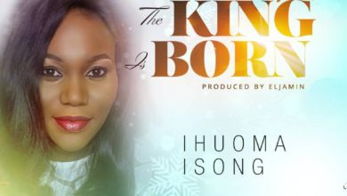 """Photo of Ihuoma Isong Shares Christmas Single """"The King Is Born"""""""
