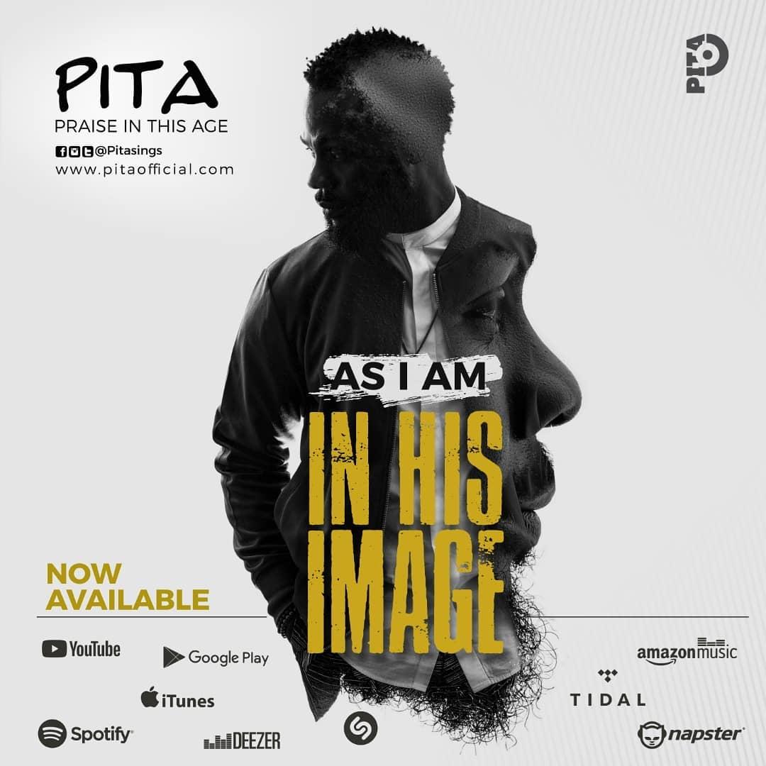 PITA_ALBUM_AS I AM (IN HIS IMAGE)