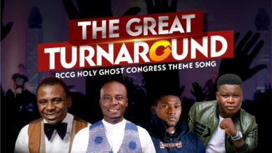 "Photo of One Hallelujah Records – ""The Great Turn Around"""