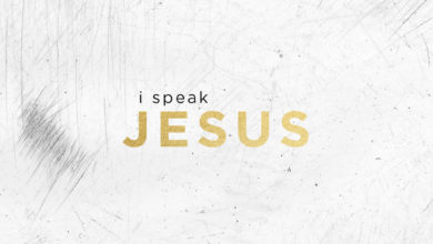 Photo of 'I Speak Jesus' – Here Be Lions & Darlene Zschech Drop New Song