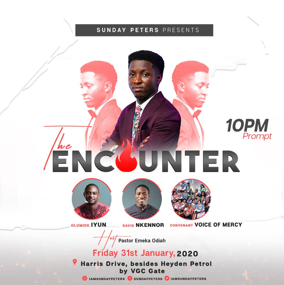 Sunday Peters_THE ENCOUNTER