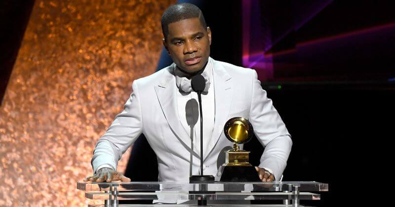 Kirk Franklin_Grammy 2020