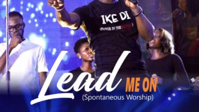 Photo of 'Lead Me On' – a Spontaneous Song by Pst. Nonso & Worshipculture Crew