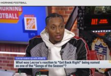 "Photo of Lecrae's ""Get Back Right"" Selected for NFL Songs Of The Season"