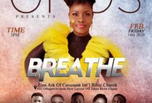 "Photo of Onos Ariyo's ""BREATHE"" Concert Tour To Hit Warri on Feb 14"