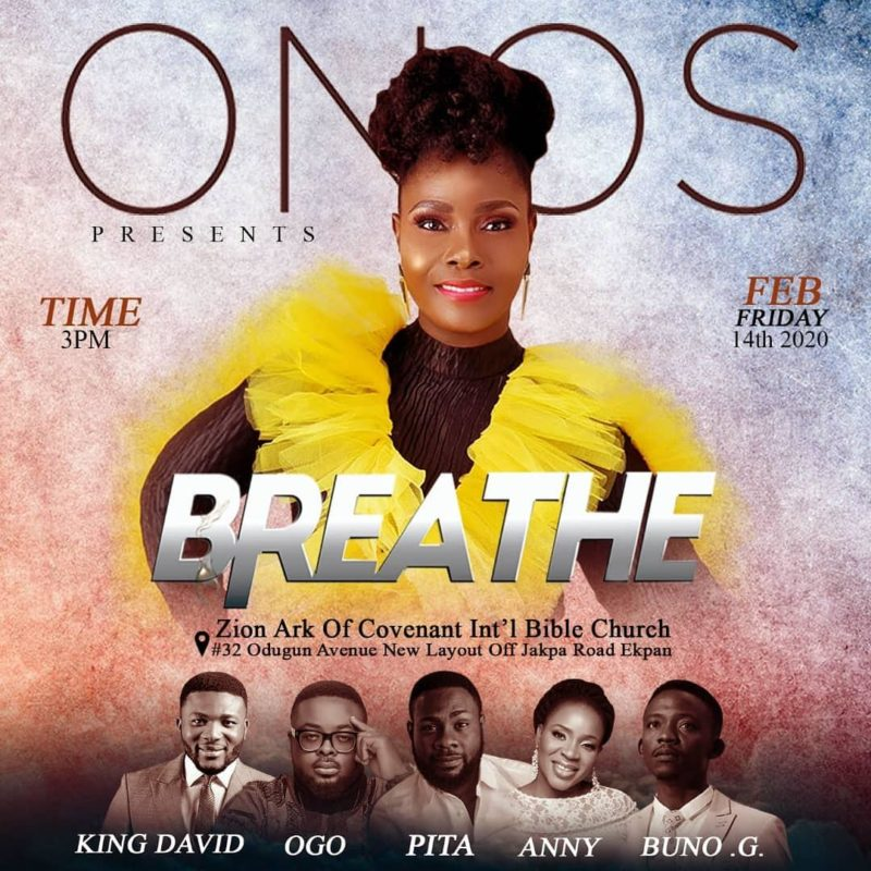 Onos Breathe Warri