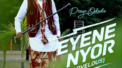 "Photo of Preye Odede Debuts ""Enyene Nyor"" (Marvelous) – New Song / Video"