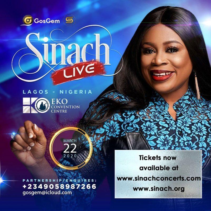 Sinach Live Concert 2020