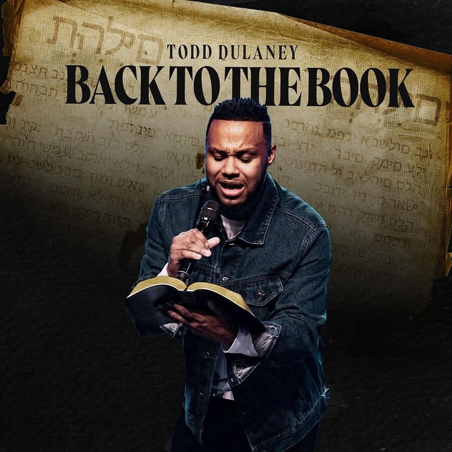 TODD DULANEY_BACK TO THE BOOK