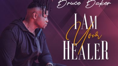 """Photo of Bruce Baker Inspires with New Song """"I am Your Healer"""""""