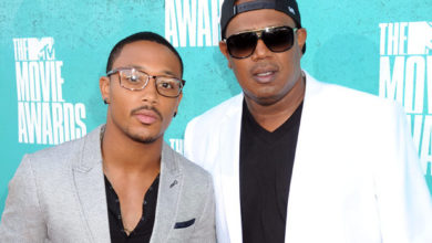 """Photo of """"God Is Real"""": Master P and Son, Lil' Romeo Talk Making Christian Content"""