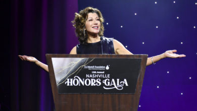 Photo of T.J. Martell Foundation Honors Amy Grant at Nashville Honors Gala 2020