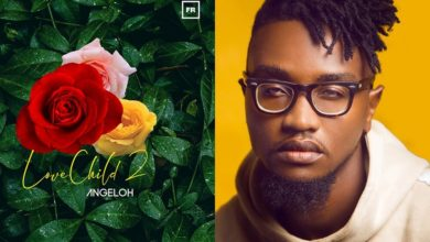 """Photo of Angeloh Releases """"LOVE CHILD"""" EP 2: Listen"""