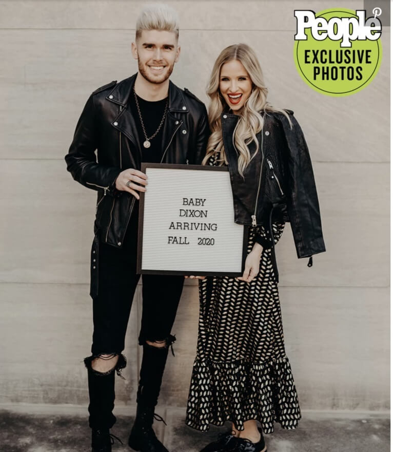 Colton Dixon and Wife_PEOPLE