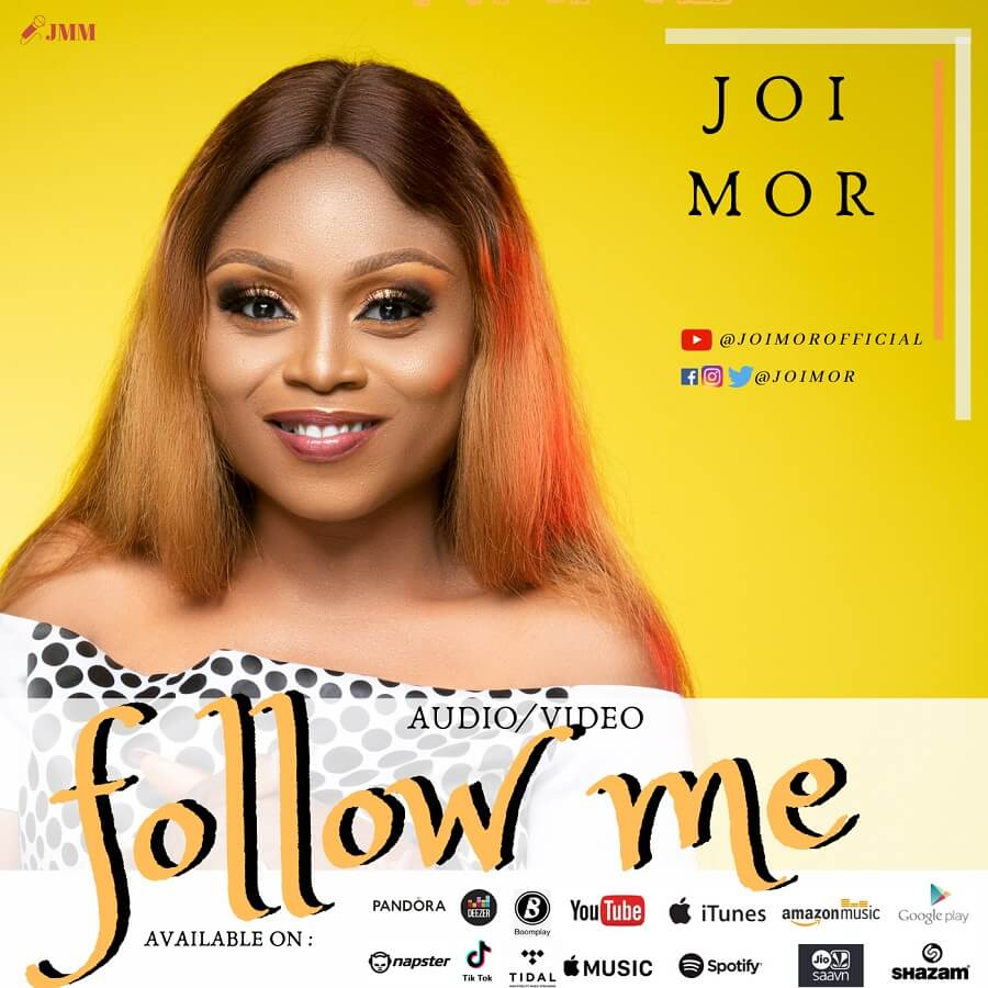 JOI MOR - FOLLOW ME