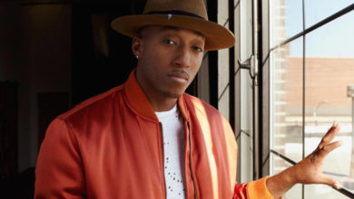 "Photo of Lecrae Talks About New Book, ""I Am Restored"""
