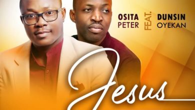 "Photo of Osita Peter & Dunsin Oyekan team up for ""JESUS"" (Live)"