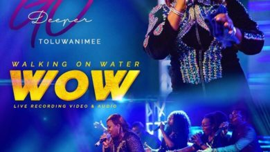 "Photo of Toluwanimee Releases Live Version of ""Walking On Water"" (WOW)"