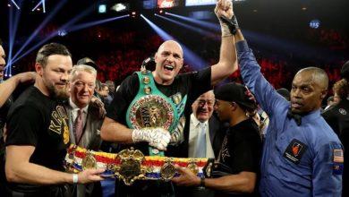 Photo of Tyson Fury Dedicates Victory Over Wilder To God