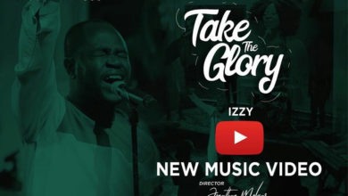 Photo of ViDEO: Izzy – Take the Glory (off The Message Album)