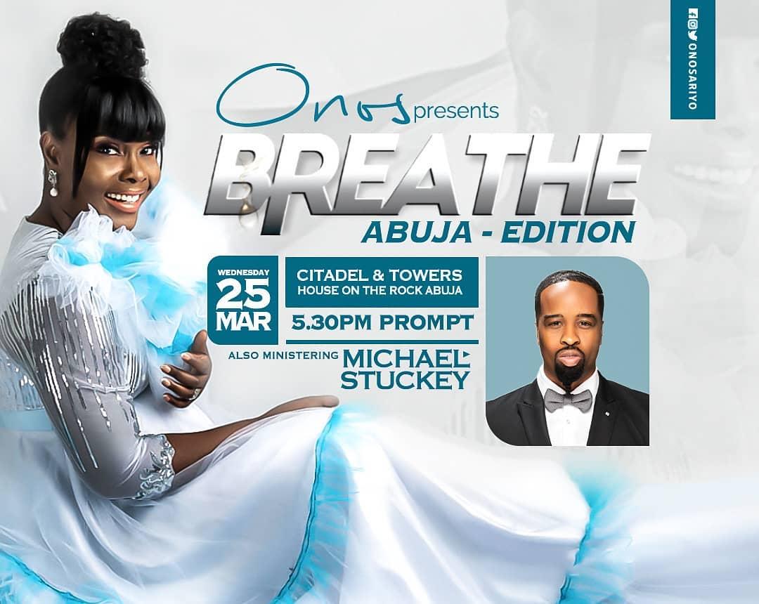 Onos abuja Breathe Edition