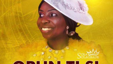 Photo of New Album: Sola Solagbade – Orun Ti Si